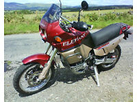 Rare Cagiva Elefant 900, Ducati engine, superb example. May swap or px for tourer.