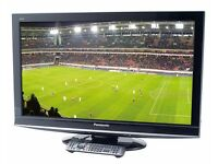 "Panasonic 32"" inch LCD TV Full 1080p HD with Freeview + FreeSat HD Built in, 4 x HDMI, SD card Slot"