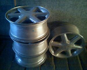 """18"""" GMC Aluminum Rims (NEW PRICE)"""