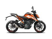 KTM 125 DUKE - NATIONWIDE DELIVERY AVAILABLE