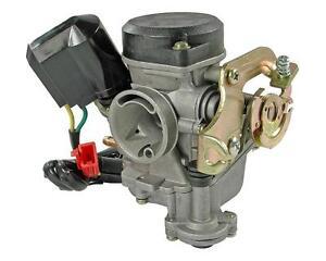 Piaggio Zip 50 4T DT AC 06-  Carburettor Carb Choke