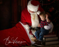 """""""A Visit with St Nick"""""""