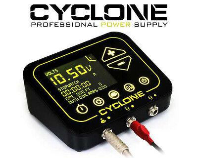 CYCLONE TILT Digital Power Supply Unit Tattoo Machine Equipment Supply Ink