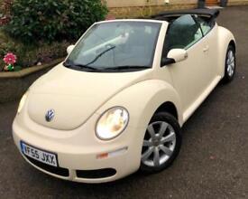 Volkswagen Beetle 2.0**Convertible**Only 67,000 Mls,1Former Owner!**