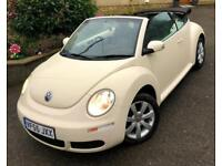 Volkswagen Beetle 2.0**Convertible**Only 67,000 Mls,1Former Owner!**