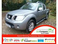 2015 Nissan Navara 3.0 dCi V6 230 Outlaw Auto Double Cab 4x4 Pick Up for sale  Heanor, Derbyshire