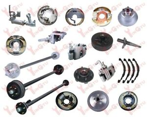 Boat Trailer and Trailer Repair Parts For Sale!