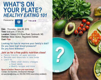 Free Nutrition Session