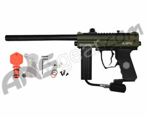 Spyder MR1 Paintball Gun and Full Accessories