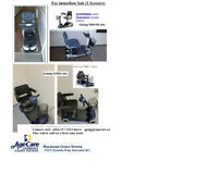 Scooters for immediate sale Shoprider Chameleon & Fortress 2000