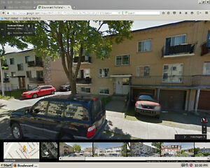A Louer  Entrepot/Storage  Montreal Nord/North