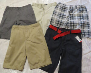 Lot of Boy's Size 16 Shorts