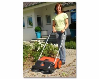 Floor Sweeping Machine Haaga 255 Made in Germany RRP $499