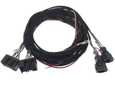 Cable Loom Heated Seats VW Sharan 7M Connection Cable Adapter Plug Cableset