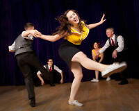 Adult Swing Dance Lessons (6 Week Course)