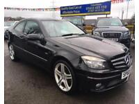 2010 60 MERCEDES-BENZ CLC CLASS 1.6 CLC 160 BLUEEFFICIENCY SPORT 3D AUTO 129 BHP