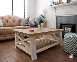Rustic Handcrafted Farm Furniture