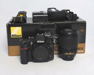 Nikon D7100 24.1MP DX DSLR 18-140mm 1:3.5-5.6 G ED VR $900