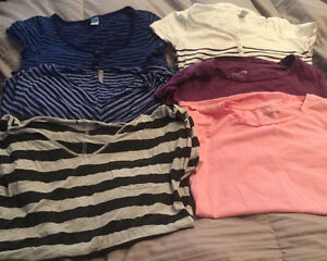Maternity (old navy, thyme, H&m)