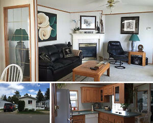 IMMACULATE MOBILE FOR SALE IN SYLVAN~2 BLOCKS TO BEACH