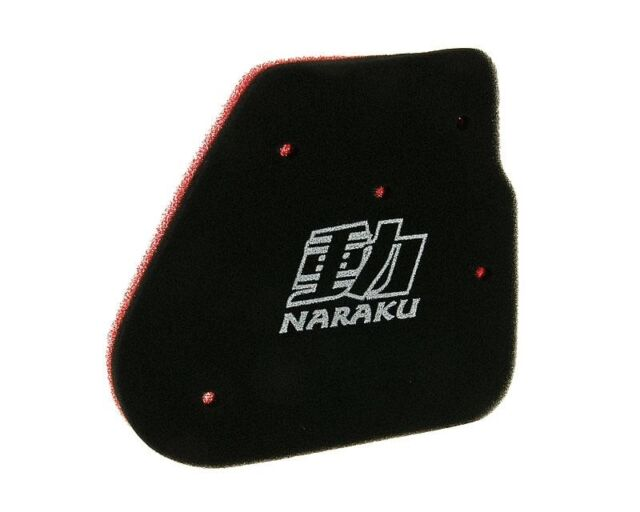 Air filters Insert Naraku for CPI Aragon Keeway RY ATU Explorer 1E40QMB 50ccm