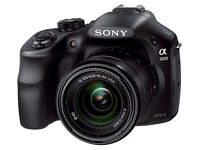 sony a3000 just new !!!