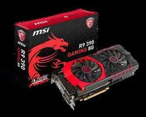 MSI R9 390 Gaming Graphics Card