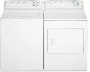 Frigidaire Gallery Commercial Heavy Duty Washer/Dryer Combo! ! !