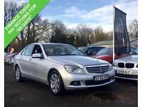 2011 60 MERCEDES-BENZ C CLASS C180 1.8 CGI BLUEEFFICIENCY SE AUTO 156 BHP