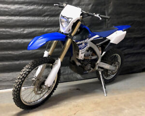 2015 Yamaha WR250F  Tough to find!