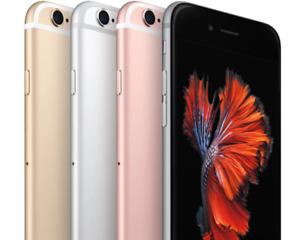 MINT IPHONE 6S 64GB UNLOCKED BLACK/ROSE GOLD/GOLD $299