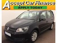 Volkswagen Touran 1.6TDI ( 105ps ) 2012MY S FROM £46 PER WEEK!