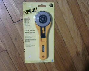 Olfa 60mm Rotary Cutter Brand new