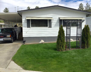 Cherry Grove Estates in Oliver BC Home for Sale $137,500