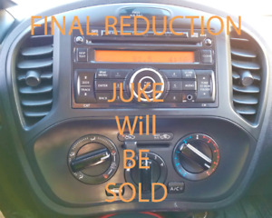 2014 Nissan juke [REDUCED] (FINAL REDUCTION 11,111.00)