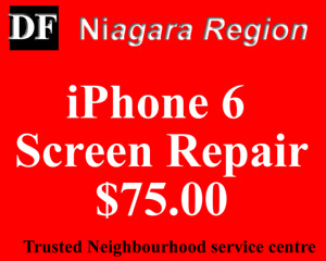 iPhone Screen Replacement FROM $59.99