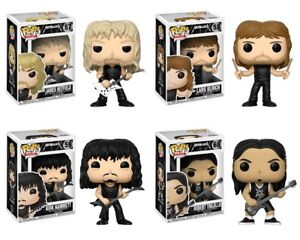Funko POP! Metallica Pops at JJ Sports!