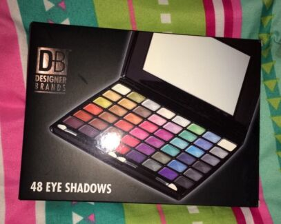 Designer brands 48 eye shadows  Woodberry Maitland Area Preview