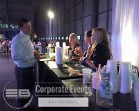 Saskatoon corporate professional bartending service