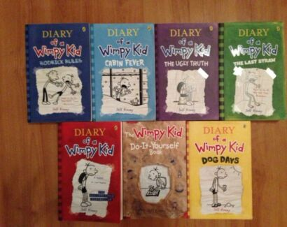 Diary wimpy kid in new south wales childrens books gumtree diary of wimpy kid 3 each solutioingenieria Image collections