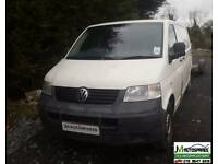 Vw Transporter T5 ***BREAKING PARTS AVAILABLE Caravelle