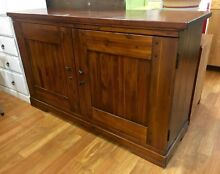 Wooden buffet/ side table, near new Sandy Bay Hobart City Preview