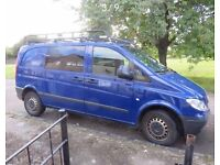 Mercedes Vito Dualiner For Sale!