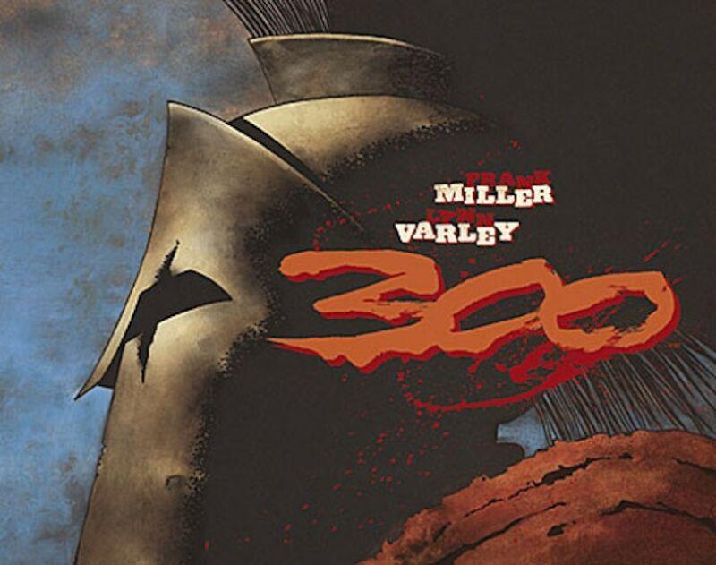 300 Miller, Frank|Varley, Lynn Cross Cult|Dark Horse Comics