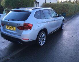 BMW X1 118D Sport