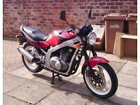 Suzuki GS500 - Starts and Runs, No MOT