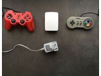 Retro Games Raspberry Pi with Controller