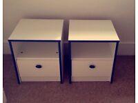 Children Furniture set: Wardrobe/ chest draws/ bedside draws