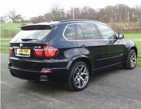 BMW X5 40d 61 plate