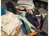 Huge bundle 3-6 months boys clothes